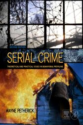 Serial Crime by Wayne Petherick