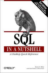 SQL in a Nutshell by Kevin Kline