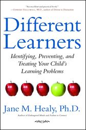 Different Learners by Jane M. Healy