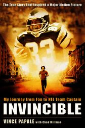 Invincible by Vince Papale