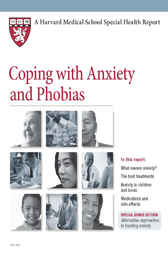 Coping with Anxiety and Phobias