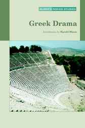 Greek Drama by Infobase Publishing