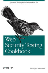 Web Security Testing Cookbook