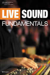 Live Sound Fundamentals by Bill Evans