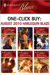 One-Click Buy: August 2010 Harlequin Blaze
