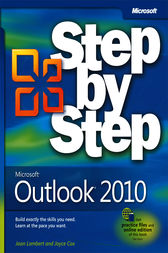 Microsoft® Outlook® 2010 Step by Step by Joan Lambert