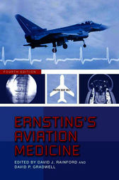 Ernsting's Aviation Medicine, 4E by David Gradwell