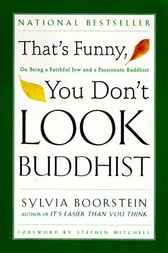 That's Funny, You Don't Look Buddhist by Sylvia Boorstein