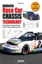 Advanced Race Car Chassis Technology HP1562 by Bob Bolles