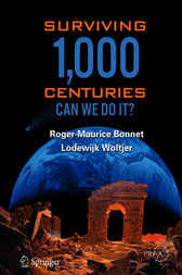 Surviving 1000 Centuries by Roger-Maurice Bonnet