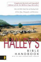 Halley's Bible Handbook with the New International Version---Deluxe Edition by Henry H. Halley