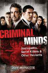 Criminal Minds by Jeff Mariotte