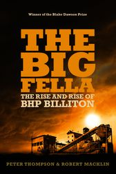 The Big Fella by Robert Macklin