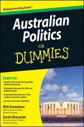 Australian Politics For Dummies by Nick Economou