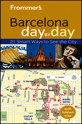 Frommer's Barcelona Day by Day by Neil Edward Schlecht