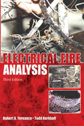 Electrical Fire Analysis by Robert A. Yereance
