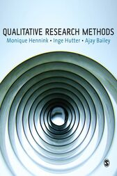 Qualitative Research Methods by Monique Hennink
