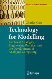 Technology for Modelling by Charles Care