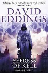 Seeress Of Kell by David Eddings