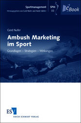Ambush Marketing im Sport by Gerd Nufer