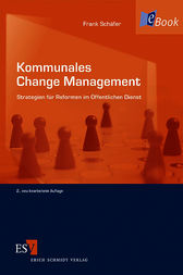 Kommunales Change Management by Frank Schäfer