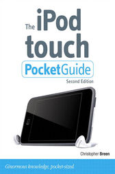 The iPod touch Pocket Guide by Christopher Breen