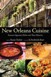 New Orleans Cuisine by Susan Tucker