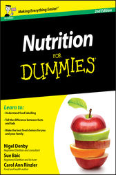 Nutrition For Dummies by Nigel Denby