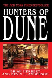 Hunters of Dune by Brian Herbert