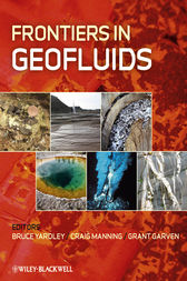 Frontiers in Geofluids by Bruce W. D. Yardley
