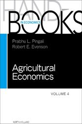 Handbook of Agricultural Economics by Robert E. Evenson