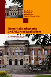 Numerical Mathematics and Advanced Applications 2009 by Gunilla Kreiss