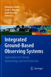 Integrated Ground-Based Observing Systems by Domenico Cimini