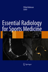 Essential Radiology for Sports Medicine by Philip Robinson