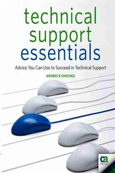 Technical Support Essentials by Andrew Sanchez