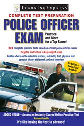 Police Officer Exam by Editors of LearingExpress LLC