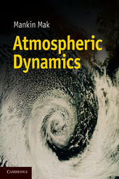 Atmospheric Dynamics by Mankin Mak