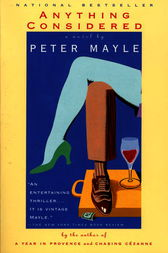 Anything Considered by Peter Mayle
