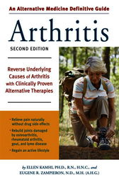An Alternative Medicine Guide to Arthritis by Ellen Kamhi