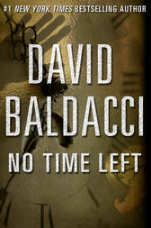 No Time Left by David Baldacci