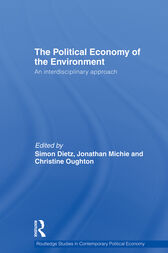 Political Economy of the Environment by Simon Dietz