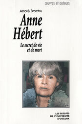 Anne Hébert by André Brochu