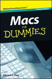 Macs For Dummies by Edward C. Baig