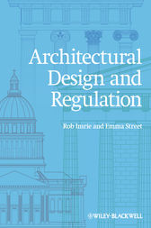 Architectural Design and Regulation by Rob Imrie