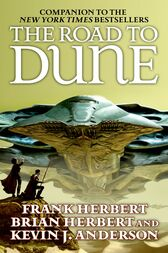 The Road to Dune by Brian Herbert