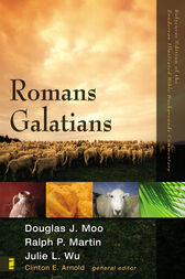 Romans, Galatians by Clinton E. Arnold