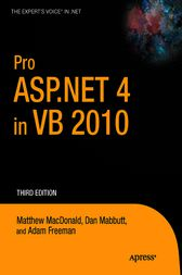 Pro ASP.NET 4 in VB 2010