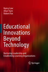Educational Innovations Beyond Technology by Nancy Law