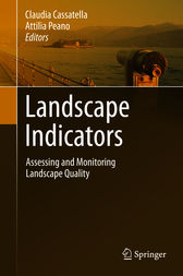 Landscape Indicators by Claudia Cassatella