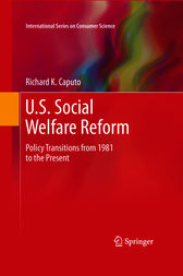 U.S. Social Welfare Reform